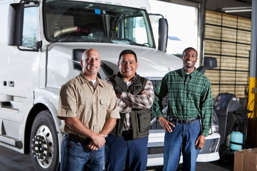 truck drivers Chicago