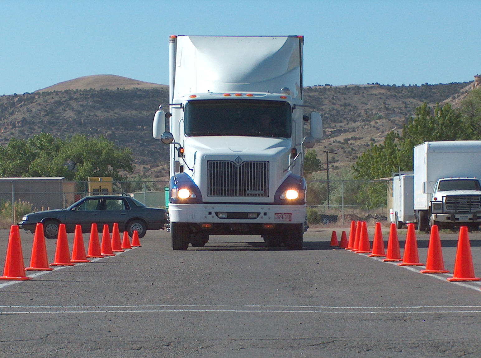 CDL Truck Driver Training
