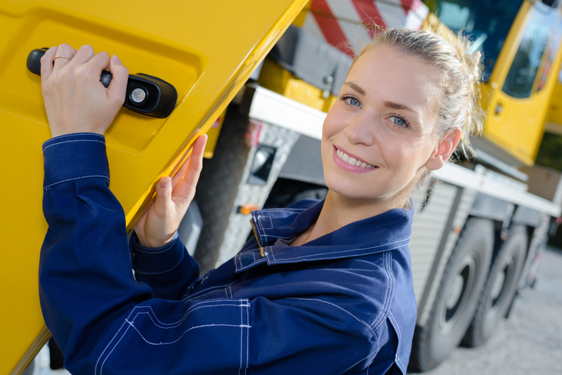 Place For Women in Trucking