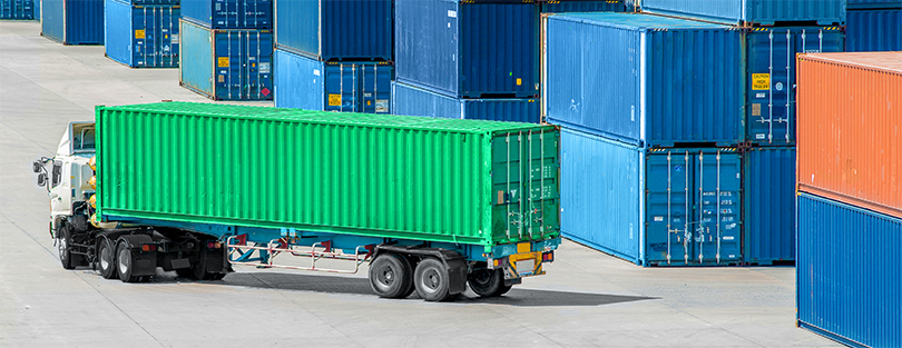 Drayage Containers